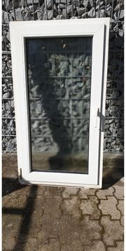 Kunststofffenster 1350mm 750mm