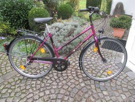 Damen-Fahrräder - sportliches - Marken -- Damenrad