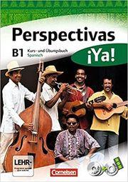 Buch Perspectivas ya B1- Spanisch