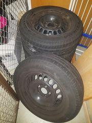 Stahlfelgen für Mercedes W210 15