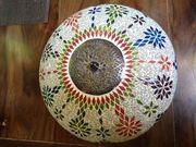 Orientalische Mosaiklampe