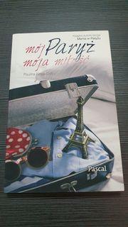 Buch Moj Paryz moja mijosz