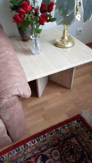 Couchtisch Beistelltisch Tisch komplett Marmor