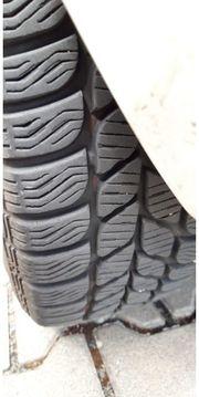 4 Pirelli wintereifen mit alufelgen
