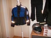 hochwertige motorrad-kinderjacke polo polotex 158