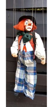Clown Marionette