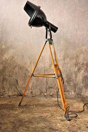 Vintage Industriescheinwerfer 50er Jahre- worksberlin