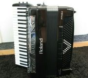 ROLAND Akkordeon V-Accordion Mod FR-8X