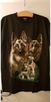 T-Shirt beidseitig bedruckt