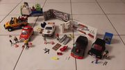 Playmobil Autos Tuning und Räuberauto