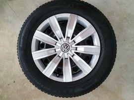 Winterräder VW Tiguan 2 Michelin 215/65/R17