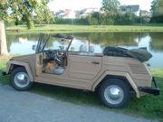 VW 181 Kübel Tausch