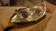 Scheinwerfer Opel Corsa D links