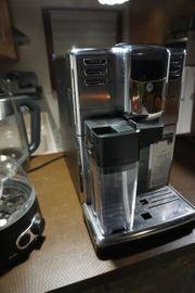 Kaffeevollautomat Saeco Kaffeemaschine HD 8917
