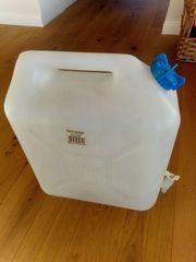 Camping Kunststoffkanister Wassertank 20 Liter