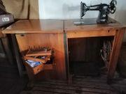 Alte Nähmaschine Pfaff 30