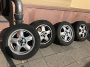Mini Felgen mit Original Michelin