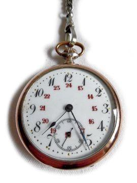 Uhren - Schöne Taschenuhr von Alpina