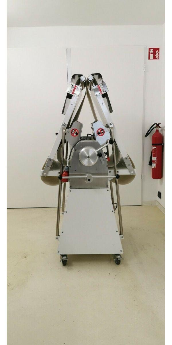 NEU Ausrollmaschine Teigausrollmaschine Standgerät NEU