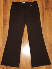 FLG Stoffhose schwarz Gr 20