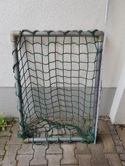 Rahmen für Heuraufe mit Netz