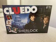 Cluedo Spiel Sherlock Edition