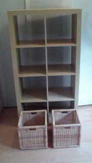 Ikea Kallax Expedit Regal Raumteiler -