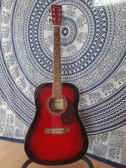 Gitarre Tenson 4 4 Akkustik