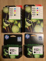 HP 932xl 933xl Druckerpatronen