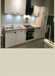 Neue Küchenblock inkl Elektrogeräte und