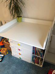 Wickeltisch STUVA von Ikea