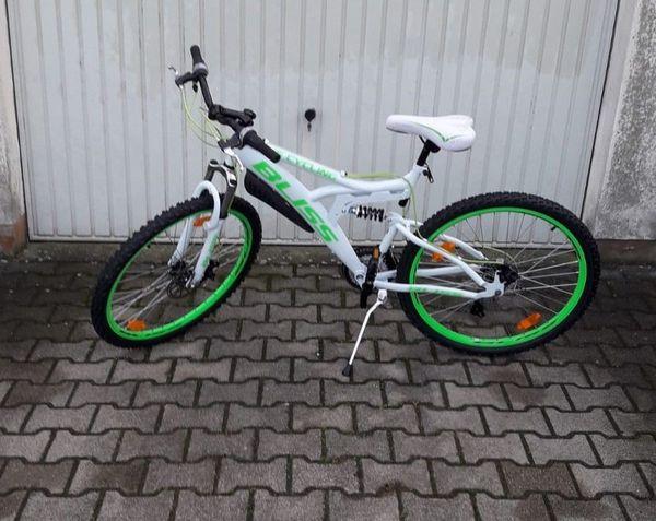 Fahrrad MTB Fully 26 Zoll-