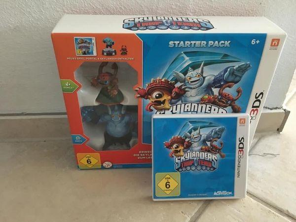 Nintendo 3DS skylander Starterset