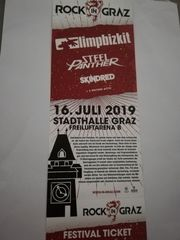 Festival ticket Rock in graz