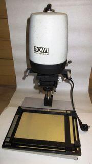 Vergrößerungsgerät Mini-Fotolabor SW