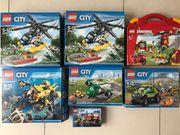 LEGO CITY - JUNIORS - SETS
