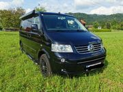 Volkswagen T5 California Black Edition