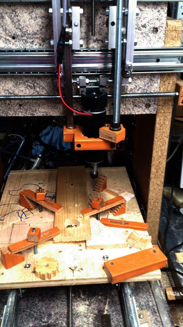 CNC Hobby Maschine suche Hilfe