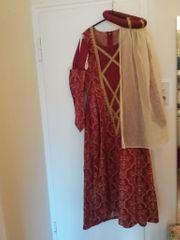 Mittelalter Kleid-Kostüm Gr 40