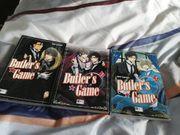 Boys Love Manga Butlers Game