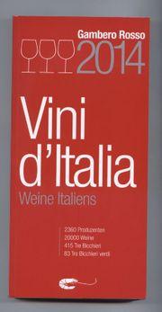 Weine Italiens 2014 Vini d