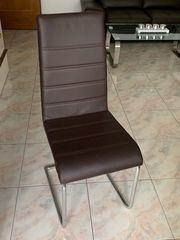 Sessel Stuhl Kunstleder