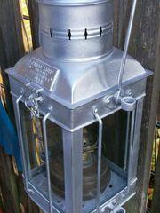 Nostalgie Petrolium-Lampe CARGO LIGHT No