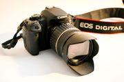 Canon DSLR 700D 2 Objektive