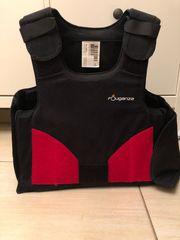 Reitschutzweste Rückenprotector zu verkaufen