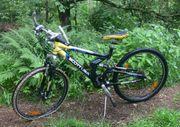 Kinderfahrrad 24 Geländerad mit Federung
