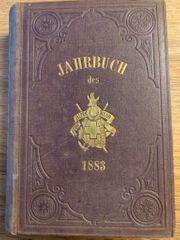 Jahrbücher Schweizer Alpenclub 1883 und