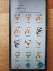 Pokemon Go E-Mail Account 96