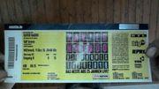 Xavier Naidoo Konzertkarte SAP Arena