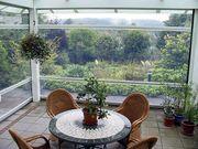 Kunststoff Vorhang Freisitz Terrassenvorhang Rollfenster